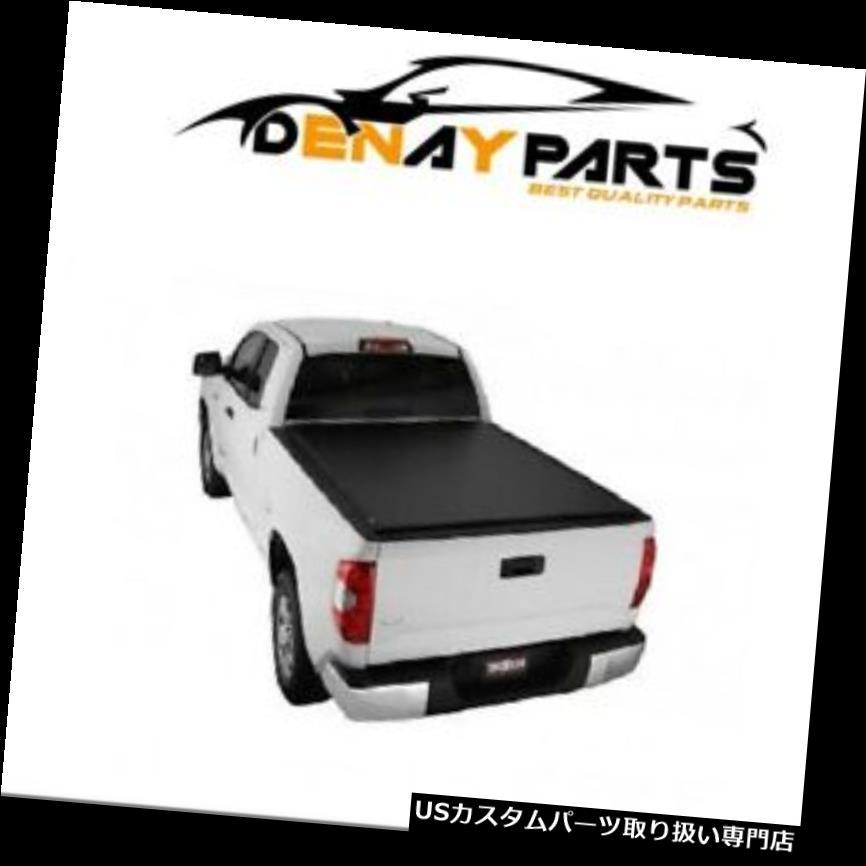 トノーカバー トノカバー 2007-2018トヨタツンドラロープロQTロールアップトノカバーTruXedo 545701 For 2007-2018 Toyota Tundra Lo Pro QT Roll Up Tonneau Cover TruXedo 545701