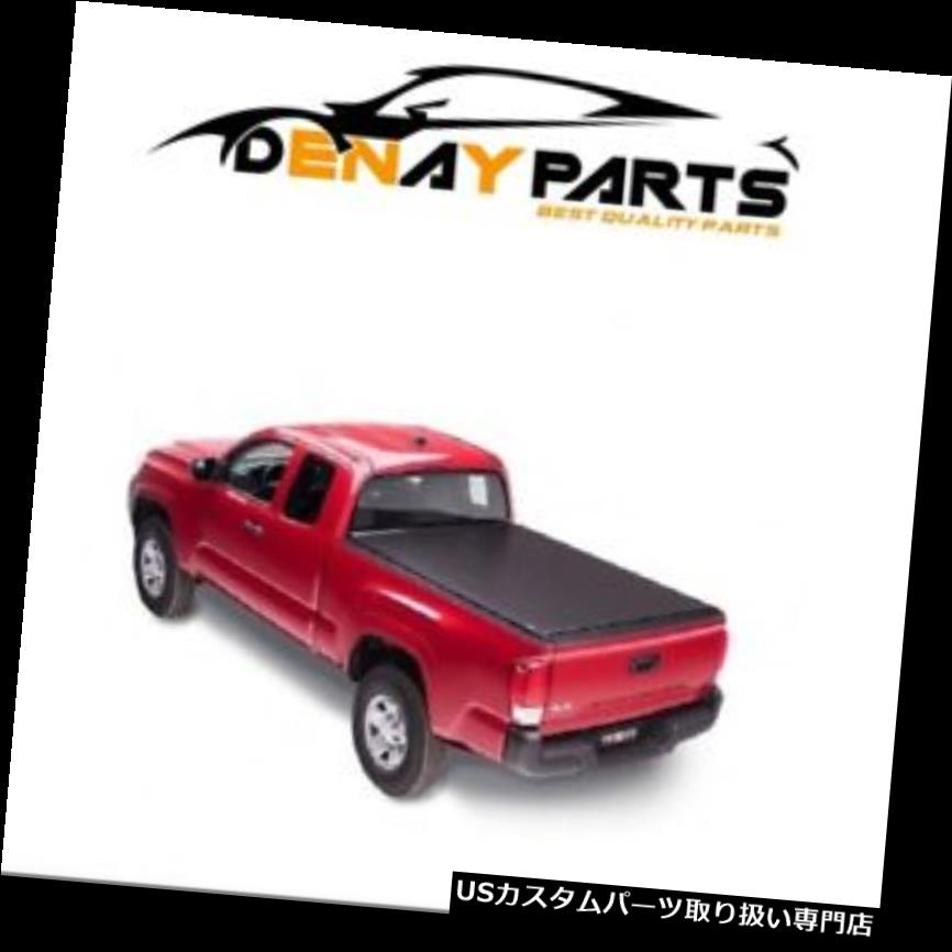トノーカバー トノカバー 1995-2004トヨタタコマロープロQTロールトノカバーTruXedo 574101 For 1995-2004 Toyota Tacoma Lo Pro QT Roll Up Tonneau Cover TruXedo 574101