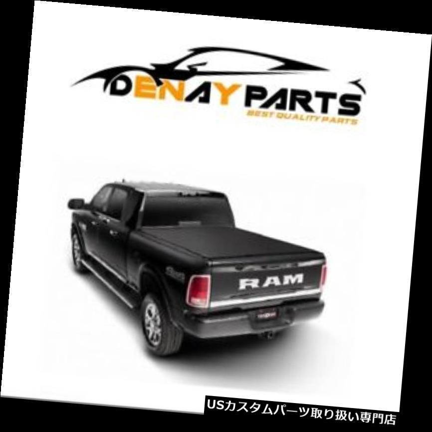 トノーカバー トノカバー 2011-2018 Ram 1500/2500/3500 Pro X 15ソフトロールアップトノーカバーTruXedo用 For 2011-2018 Ram 1500/2500/3500 Pro X15 Soft Roll Up Tonneau Cover TruXedo