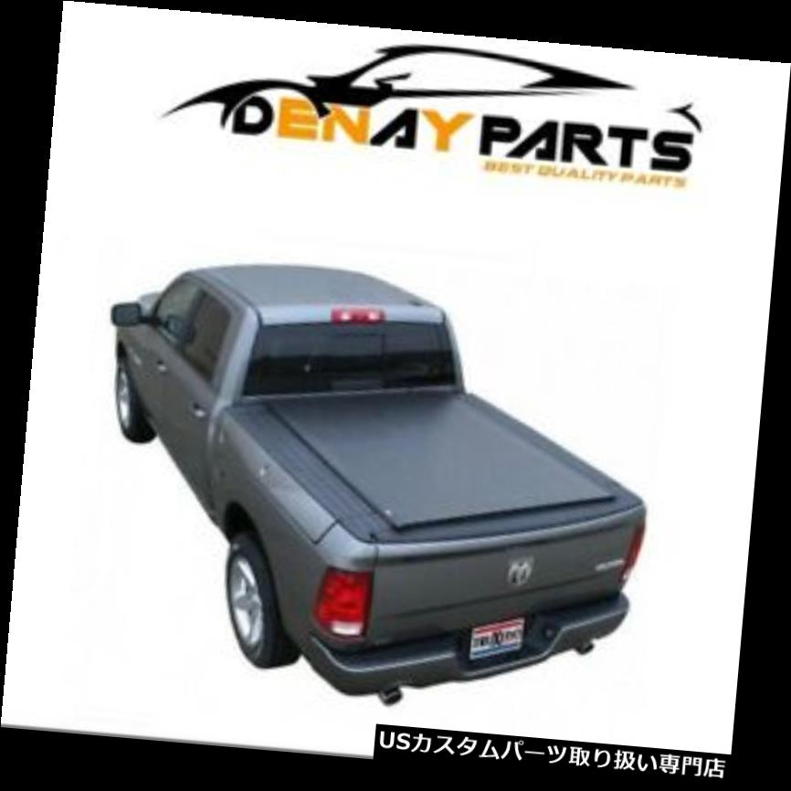 トノーカバー トノカバー 2012-2018 Dodge Ram 1500/2500/3500 Lo Pro QT用トノーカバー For 2012-2018 Dodge Ram 1500/2500/3500 Lo Pro QT Roll Up Tonneau Cover