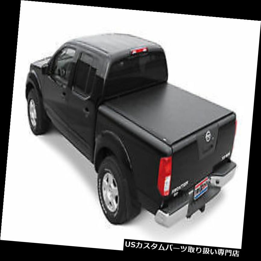トノーカバー トノカバー Tonneauカバーはフィット日産タイタン7フィートベッドw /またはトラックシステム08-13にフィット Tonneau cover fits Fits Nissan Titan 7ft Bed w/ or w/out Track System 08-13
