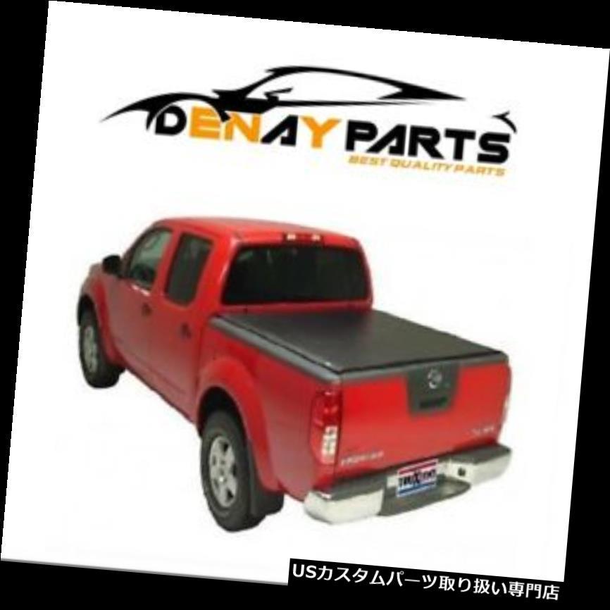 トノーカバー トノカバー 2004-2015日産タイタンロープロQTロールアップトノーカバーTruXedo 597101 For 2004-2015 Nissan Titan Lo Pro QT Roll Up Tonneau Cover TruXedo 597101