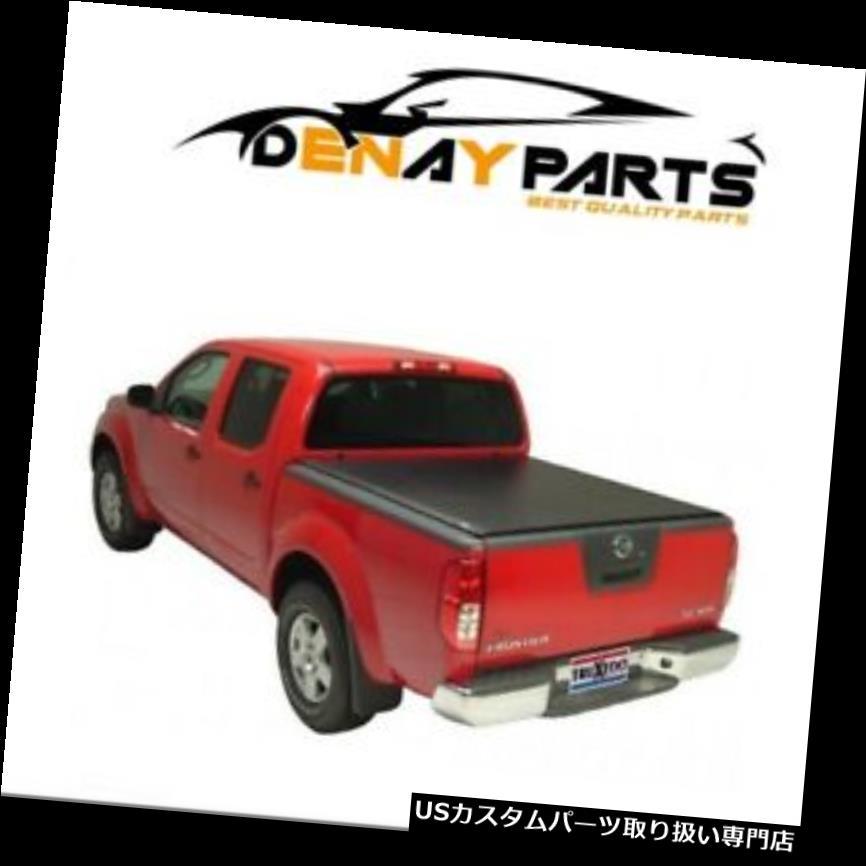 トノーカバー トノカバー 2004-2015日産タイタンロープロQTロールアップトノーカバーTruXedo 588601 For 2004-2015 Nissan Titan Lo Pro QT Roll Up Tonneau Cover TruXedo 588601
