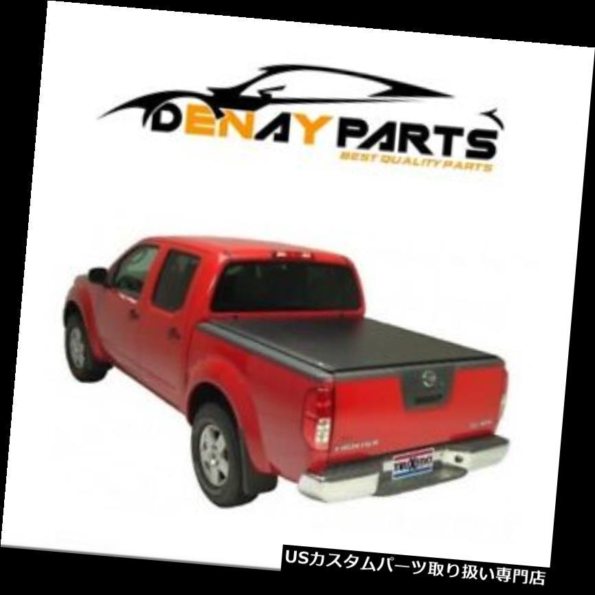 トノーカバー トノカバー 2017-2018日産タイタンロープロQTロールアップトノーカバーTruXedo 597301 For 2017-2018 Nissan Titan Lo Pro QT Roll Up Tonneau Cover TruXedo 597301