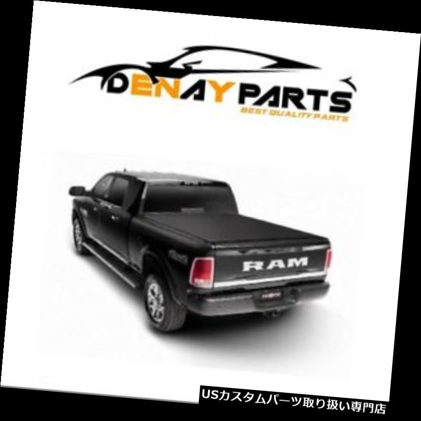 トノーカバー トノカバー 2009-2018用ダッジラム1500プロX 15ソフトロールアップトノーカバーTruXedo For 2009-2018 Dodge Ram 1500 Pro X15 Soft Roll Up Tonneau Cover TruXedo