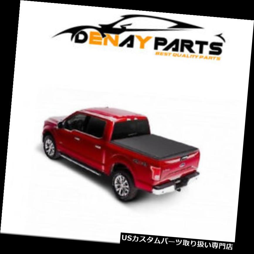 トノーカバー トノカバー 2017-2018日産タイタンプロx 15ソフトロールアップトノーカバー、Truxedo - 1497301 For 2017-2018 Nissan Titan Pro X15 Soft Roll Up Tonneau Cover, Truxedo - 1497301