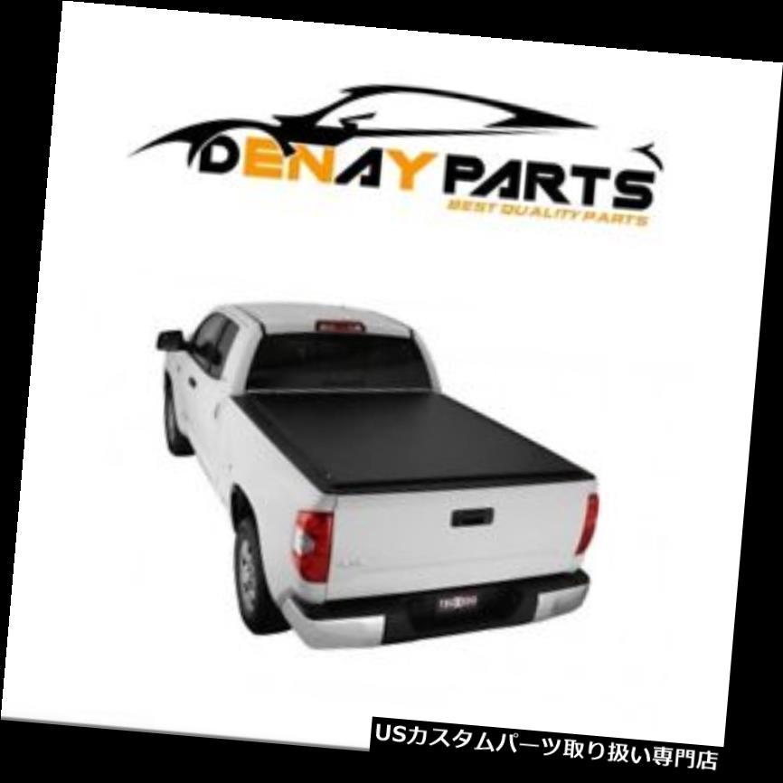 トノーカバー トノカバー 2003-2006のためにトヨタツンドラロープロQTはトノーカバーTruXedo 563101を巻き上げます For 2003-2006 Toyota Tundra Lo Pro QT Roll Up Tonneau Cover TruXedo 563101