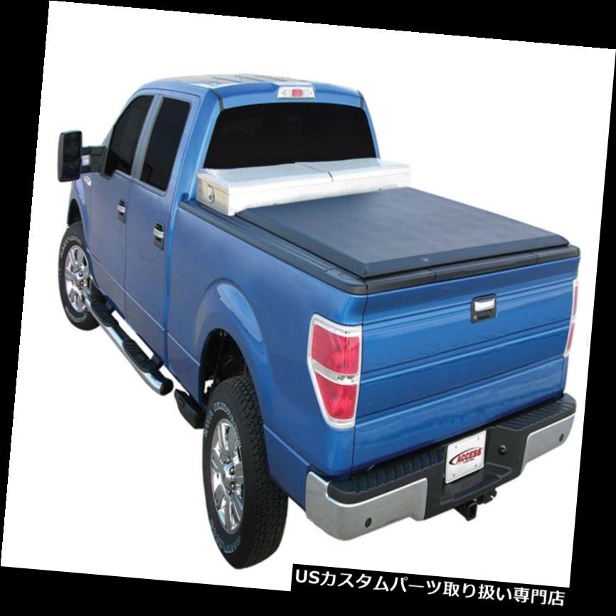 トノーカバー トノカバー Tonneau Cover-Access Toolbox Editionロールアップカバーは04-14フォードF-150にフィット Tonneau Cover-Access Toolbox Edition Roll-Up Cover fits 04-14 Ford F-150