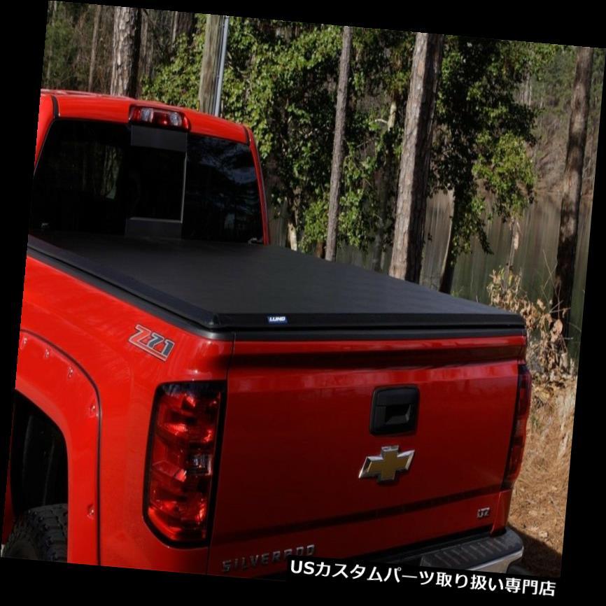 トノーカバー トノカバー Tonneauカバー - ハードフォールドTonneau LUND 969355は09-14フォードF-150にフィット Tonneau Cover-Hard Fold Tonneau LUND 969355 fits 09-14 Ford F-150