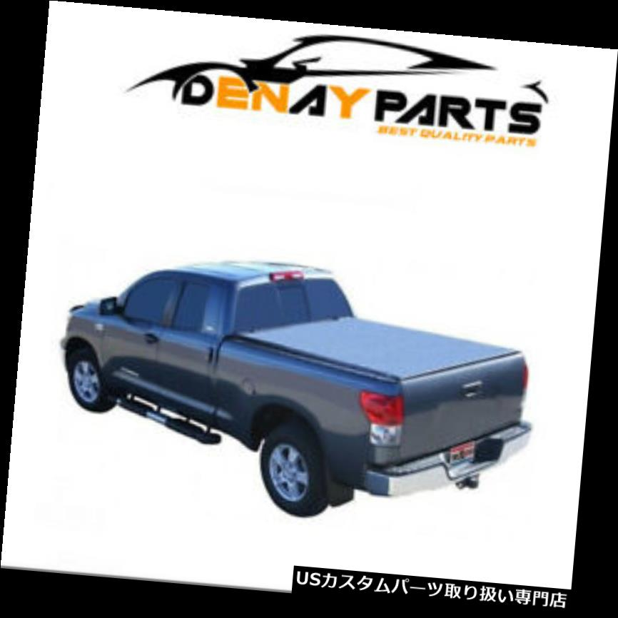 USトノーカバー/トノカバー 2007-2018トヨタツンドラデュースロールアップトノカバー - 745801用 For 2007-2018 Toyota Tundra Deuce Roll Up Tonneau Cover - 745801
