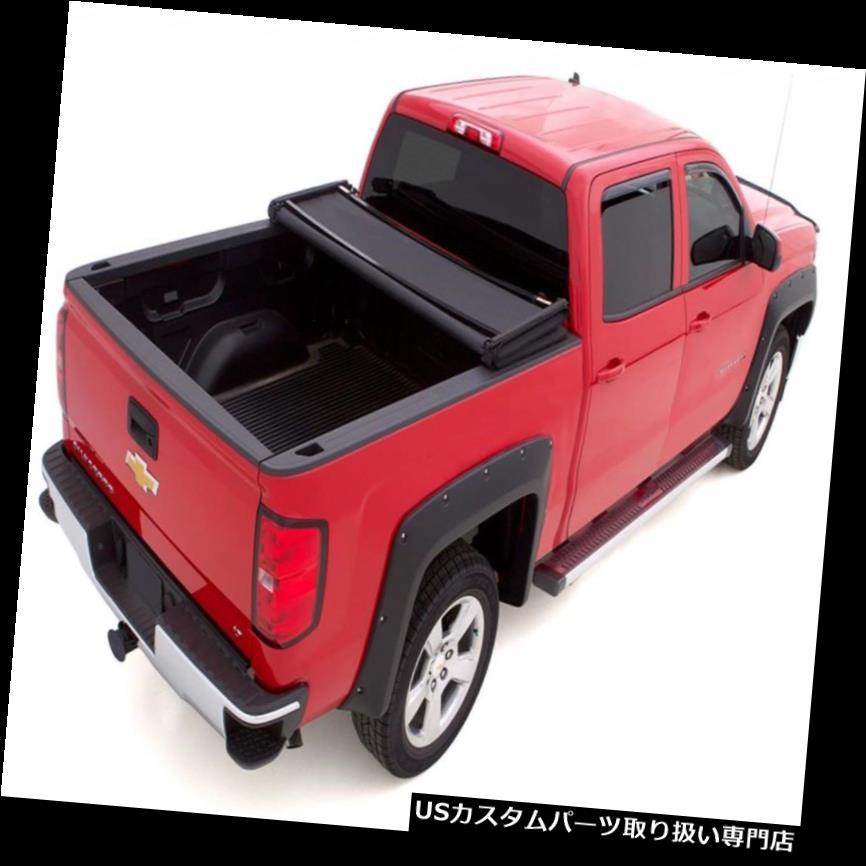 トノーカバー トノカバー Tonneau Cover-Genesis( TM)エリート三つ折りTonneau LUNDは04-14 Ford F-150にフィット Tonneau Cover-Genesis(TM) Elite Tri-Fold Tonneau LUND fits 04-14 Ford F-150