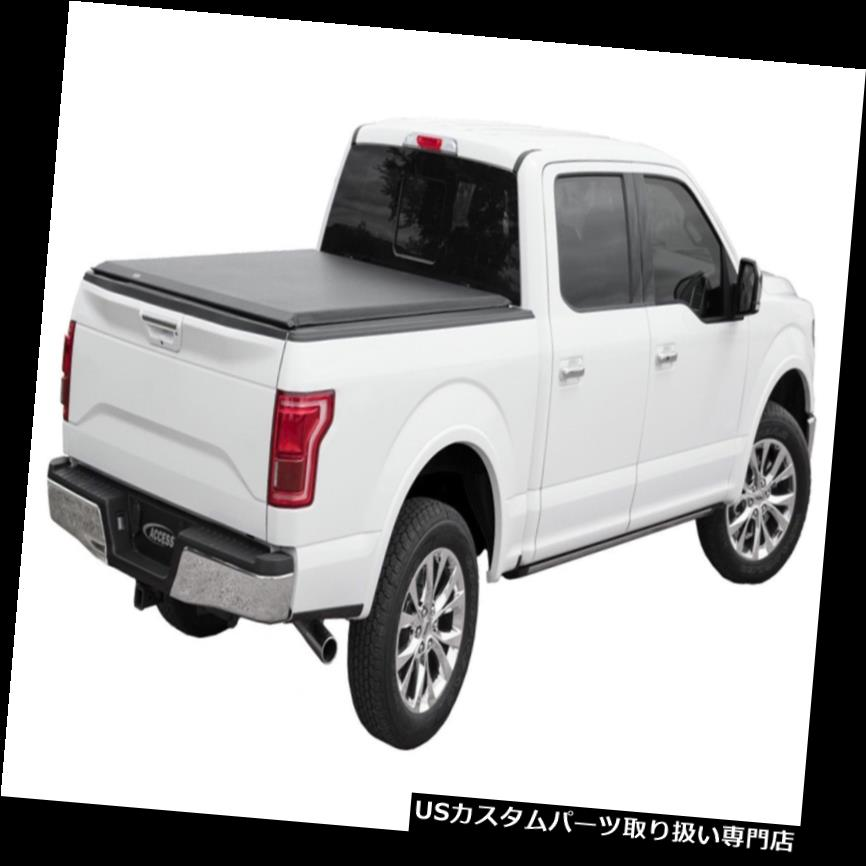 トノーカバー トノカバー Tonneauカバーアクセス限定版ロールアップカバーは01-03 Ford F-150にフィット Tonneau Cover-Access Limited Edition Roll-Up Cover fits 01-03 Ford F-150