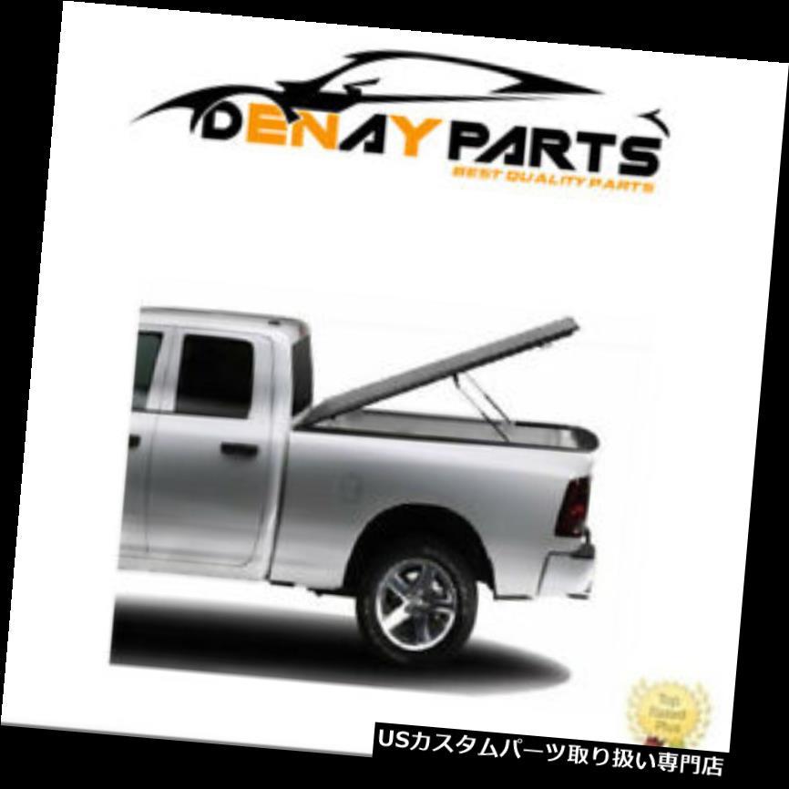 トノーカバー トノカバー 15-18 GMCシエラ3500 6.5 'ベッドフルティルトスナップトノカバー - 8450用 For 15-18 GMC Sierra 3500 6.5' Bed Full Tilt Snap Tonneau Cover - 8450
