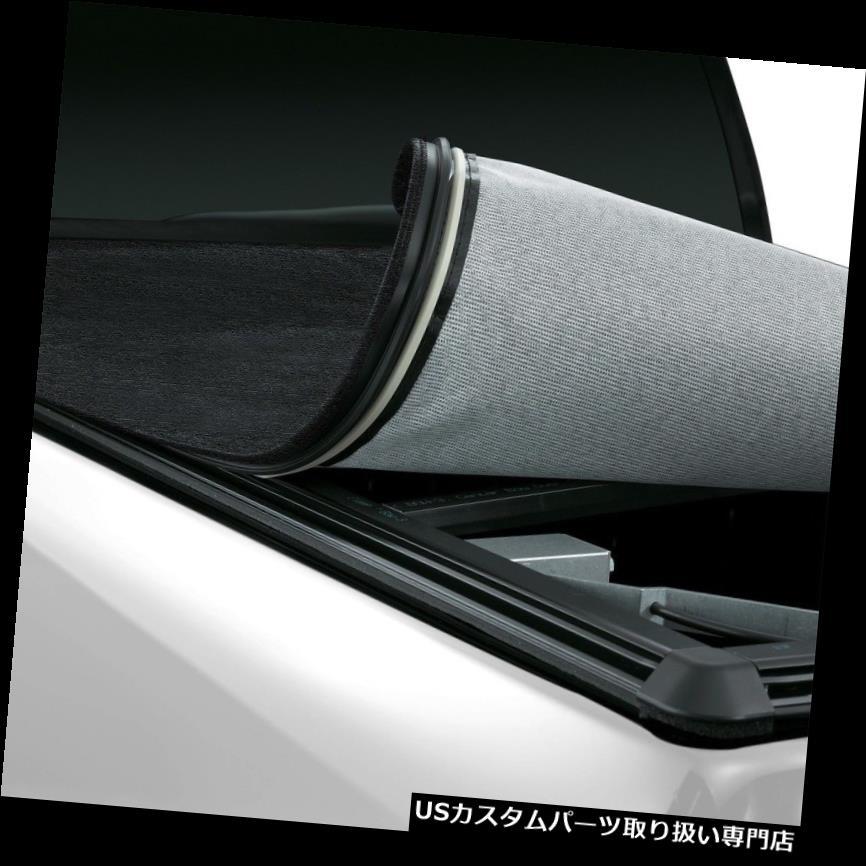 トノーカバー トノカバー トノーカバー創世記( TM)エリートシールと皮トノーは17-18日産タイタンに適合 Tonneau Cover-Genesis(TM) Elite Seal And Peel Tonneau fits 17-18 Nissan Titan