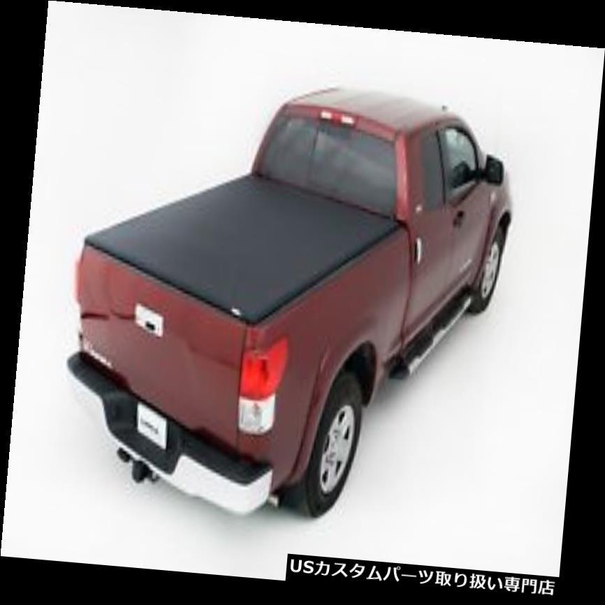 トノーカバー トノカバー トノーカバー創世記( TM)エリート三つ折りトノールンドは07-18トヨタツンドラにフィット Tonneau Cover-Genesis(TM) Elite Tri-Fold Tonneau LUND fits 07-18 Toyota Tundra