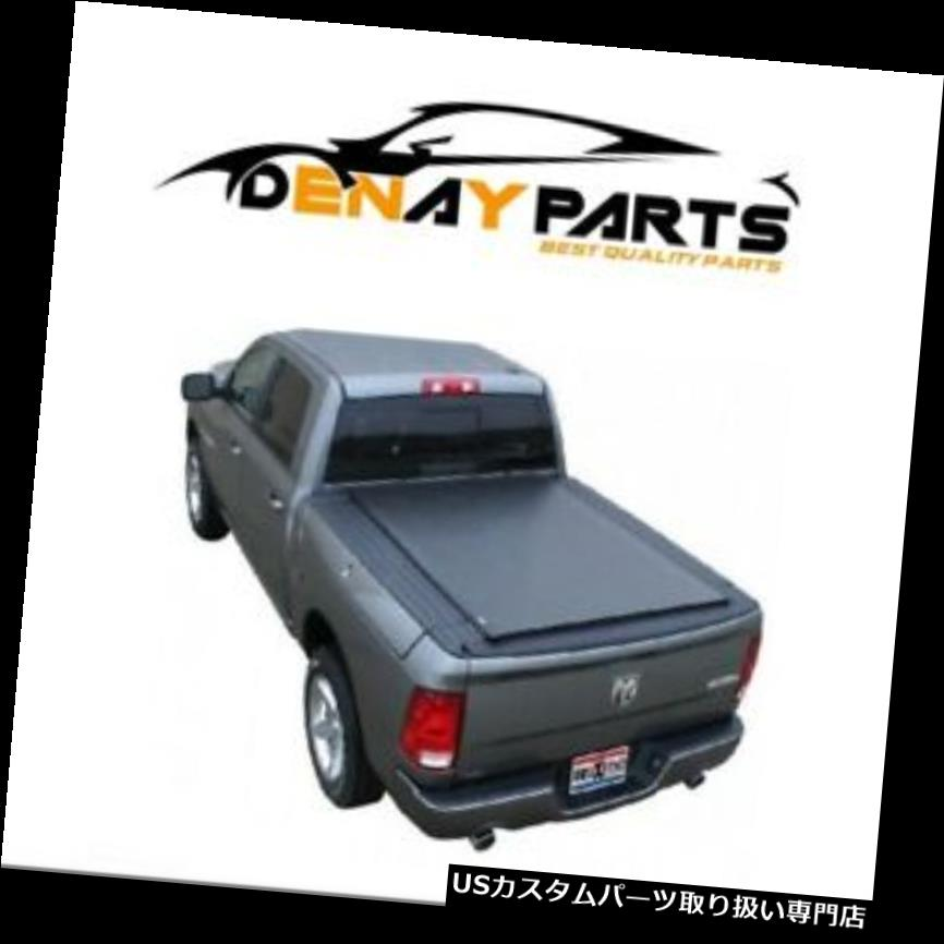 トノーカバー トノカバー 02-08 Dodge RAM / 03-09 2500/3500 Lo Pro QT用ロールアップトノーカバーTruXedo For 02-08 Dodge RAM/03-09 2500/3500 Lo Pro QT Roll Up Tonneau Cover TruXedo