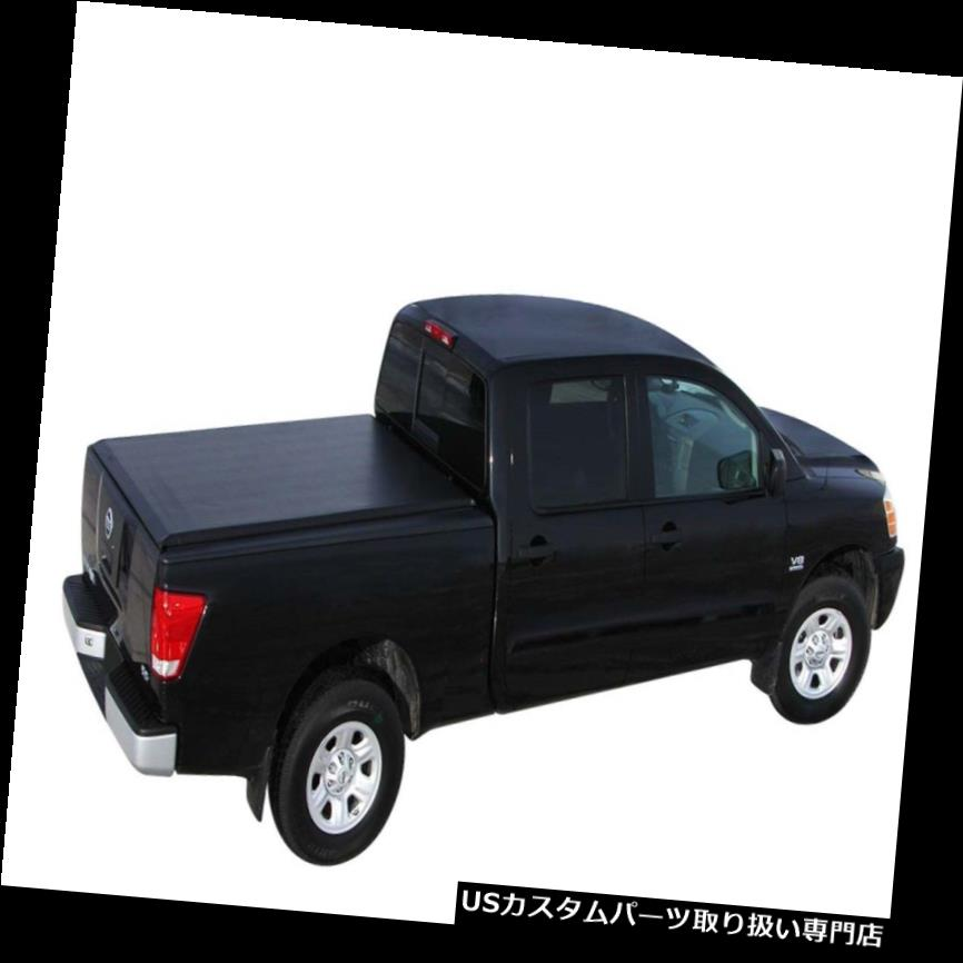 USトノーカバー/トノカバー トノーカバーアクセス限定版ロールアップカバーは08-15日産タイタンにフィット Tonneau Cover-Access Limited Edition Roll-Up Cover fits 08-15 Nissan Titan