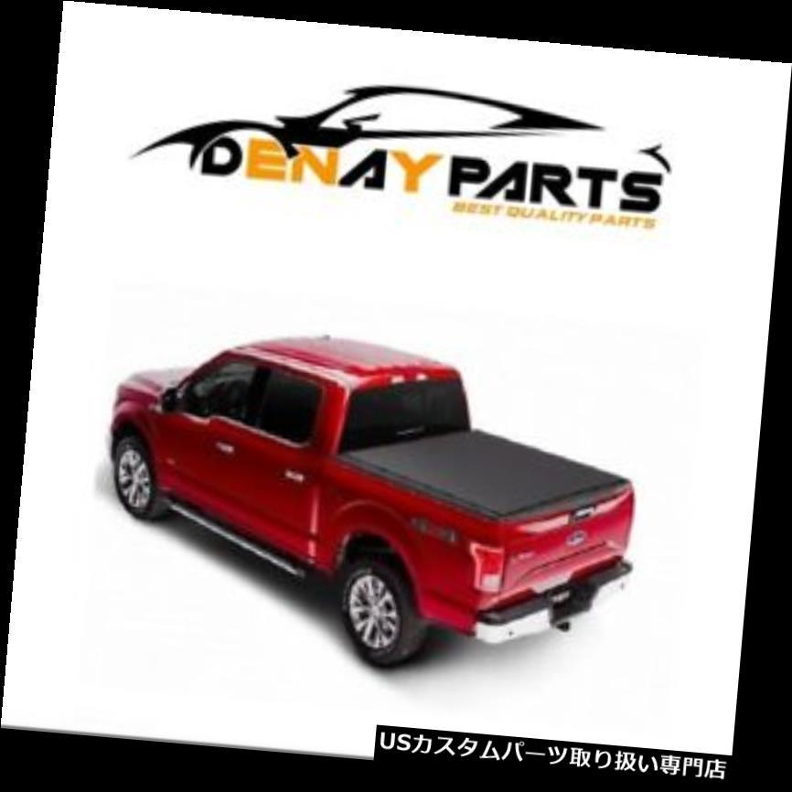 トノーカバー トノカバー 2008-2009日産タイタンプロX 15ソフトロールアップトノカバーTruXedo 1408801 For 2008-2009 Nissan Titan Pro X15 Soft Roll Up Tonneau Cover TruXedo 1408801