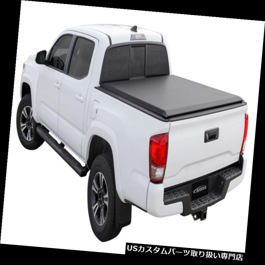 トノーカバー トノカバー トノカバーアクセス限定版ロールアップカバーは16-18トヨタタコマにフィット Tonneau Cover-Access Limited Edition Roll-Up Cover fits 16-18 Toyota Tacoma