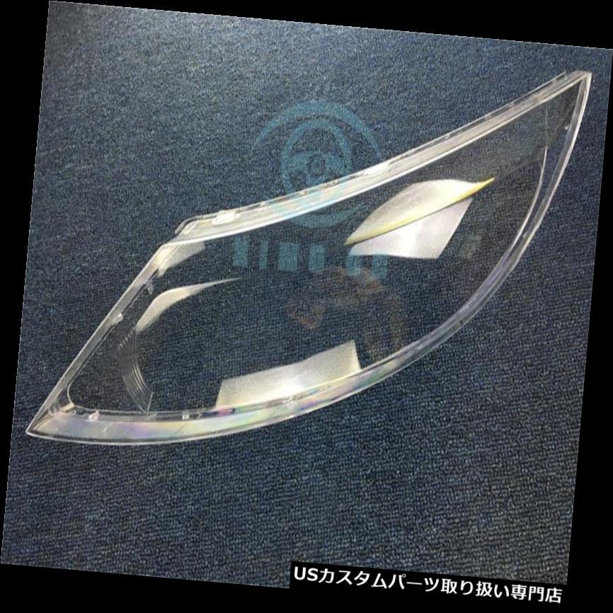 Head KIA 2009-2012左側ヘッドライトランプカバー外装用Lucency KIA Exterior Side Sportage-R ヘッドライトカバー PC 2009-2012 Light Left PC Lucency Lamp For Sportage-R Cover