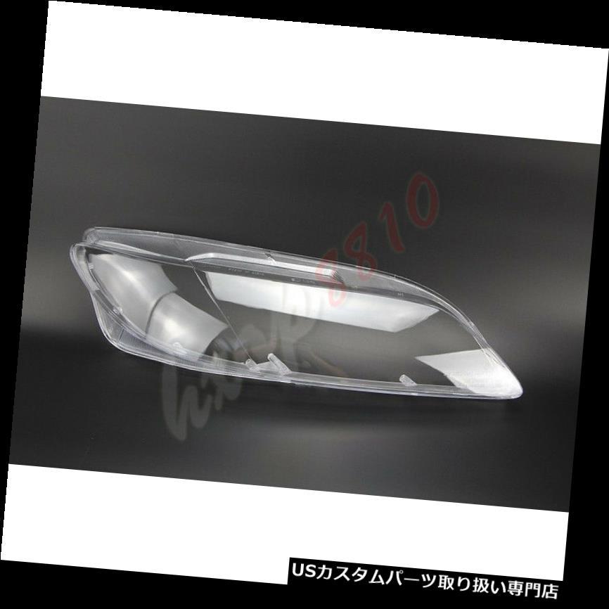 ヘッドライトカバー 1ペアオートフロントヘッドライトランプレンズカバートリム詰め替え用マツダ6 GG1 2003-2007 1pair Auto Front Head Light Lamp Lens Cover Trim Refit For Mazda 6 GG1 2003-2007