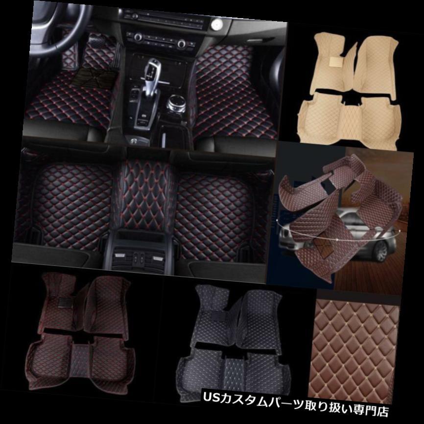 車用品 バイク用品 >> 入手困難 アクセサリー フロアマット キャデラックCTS ATS XTS SRX XT 5 4 CT ●日本正規品● 6エスカレード車のフロアマットカスタムオートマット Mat CTS XT5 For Cadillac Floor XT4 Escalade Car Mats CT6 Auto Custom