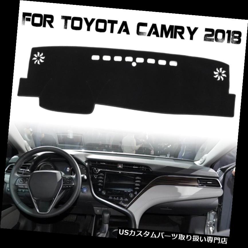 <title>車用品 バイク用品 >> アクセサリー ダッシュボードマット トヨタカムリ2018左手用ブラックダッシュボードダッシュマットカーパッドサンカバー Black Dashboard Dash Mat Car Pad Sun Cover 新作通販 For Toyota Camry 2018 Left Hand Drive</title>