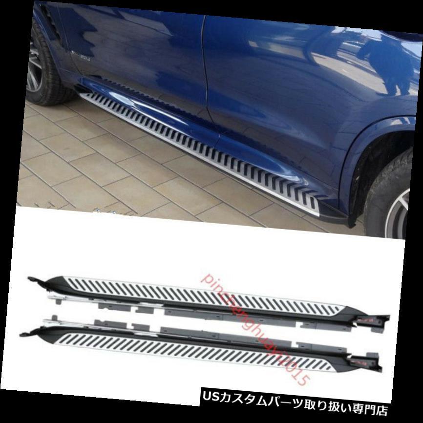 ペダル BMW X3 G01 2018のためのアルミニウム自動サイドステップの連続した板Nerf棒車のペダル Aluminum Auto Side Step Running Board Nerf Bar Car Pedal For BMW X3 G01 2018