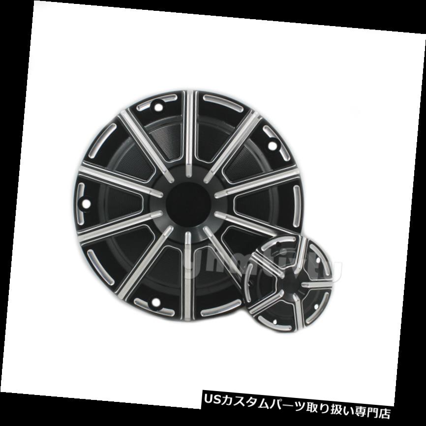 トライク カバー ツーリングトライク99-15ソフテイル99-17用のCNCダービーカバータイミングタイマーカバーフィット CNC Derby Cover Timing Timer Cover Fit For Touring Trike 99-15 Softail 99-17