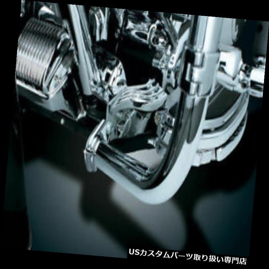 トライク カバー KURYAKYN CHROMEエンジンガードマウントタブカバー1997-2013ハーレートライクモデル778 KURYAKYN CHROME ENGINE GUARD MOUNT TAB COVER 1997-2013 HARLEY TRIKE MODELS 778