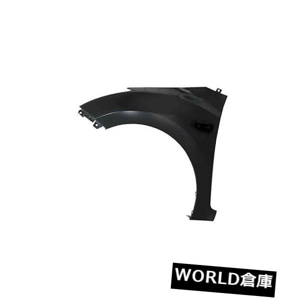 フェンダー 13-17 Elantra GT(フロント運転席側)用交換用フェンダーHY1240158OE Replacement Fender for 13-17 Elantra GT (Front Driver Side) HY1240158OE