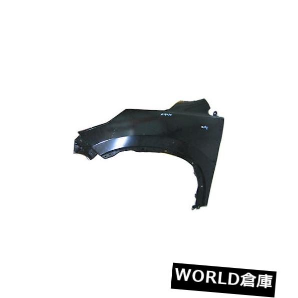 フェンダー 12-16 CR-V用交換用フェンダー(フロント運転席側)HO1240184OE Replacement Fender for 12-16 CR-V (Front Driver Side) HO1240184OE
