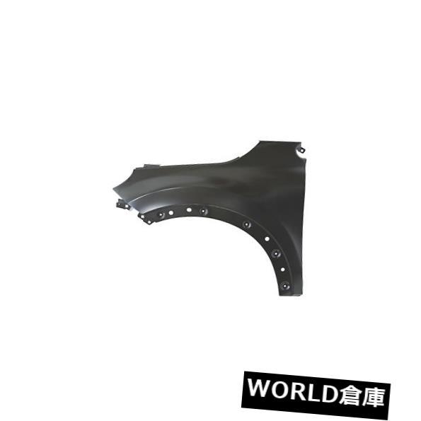 フェンダー 16 500X用交換用フェンダー(フロント運転席側)FI1240103 Replacement Fender for 16 500X (Front Driver Side) FI1240103