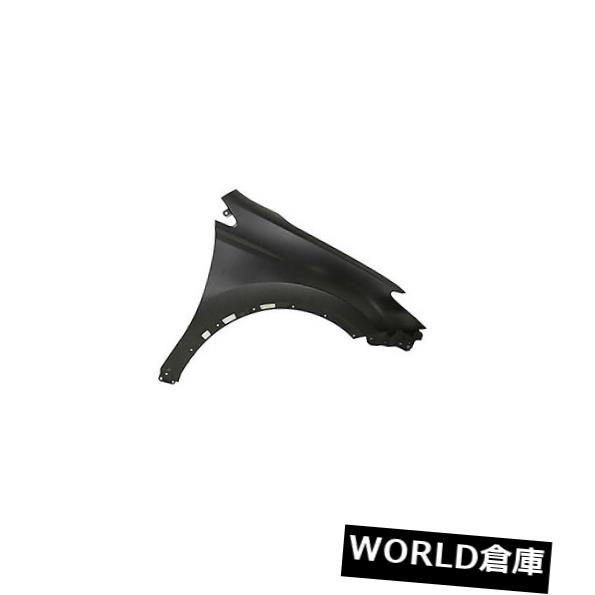 フェンダー 13-17 RAV4用交換用フェンダー(助手席側)TO1241245C Replacement Fender for 13-17 RAV4 (Front Passenger Side) TO1241245C