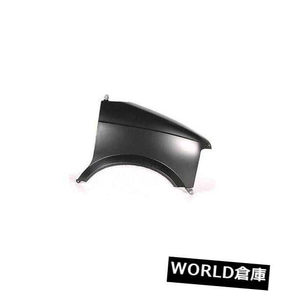 フェンダー シボレー用交換用フェンダー、GMC(助手席側)GM1241237V Replacement Fender for Chevrolet、 GMC (Front Passenger Side) GM1241237V