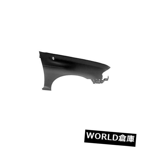 フェンダー 00-06日産セントラ用交換用フェンダー(助手席側)NI1241168PP Replacement Fender for 00-06 Nissan Sentra (Front Passenger Side) NI1241168PP