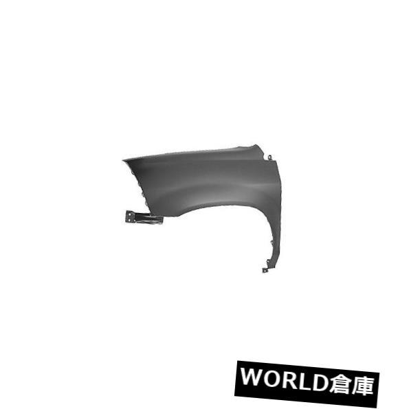 フェンダー 01-06 Acura MDX(フロント運転席側)用交換用フェンダーAC1240112C Replacement Fender for 01-06 Acura MDX (Front Driver Side) AC1240112C