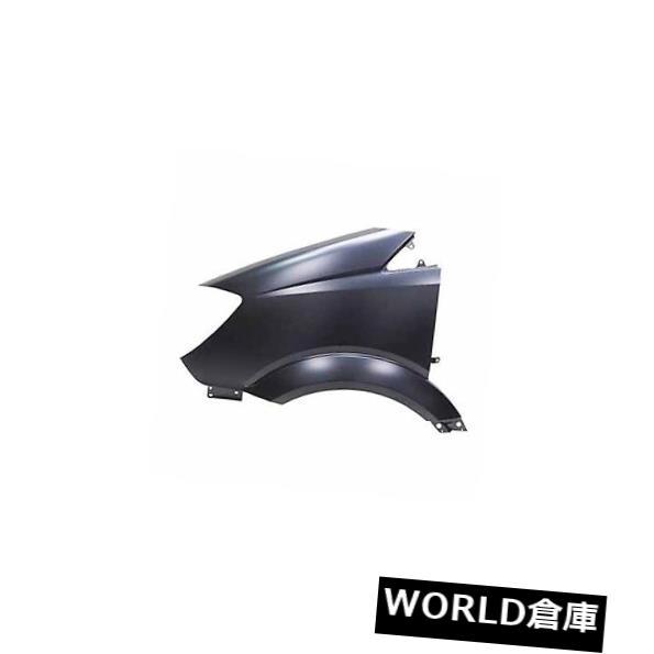フェンダー メルセデスベンツ用交換用フェンダー(フロント運転席側)MB1240156 Replacement Fender for Mercedes-Benz (Front Driver Side) MB1240156