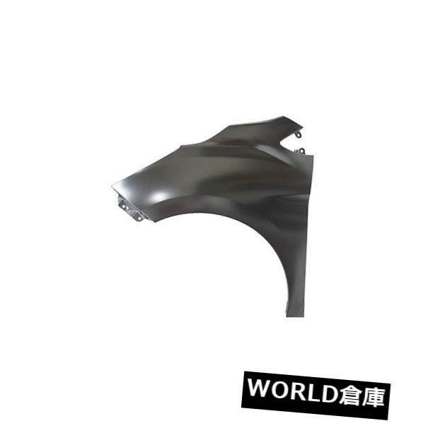 フェンダー 16シボレースパーク用交換用フェンダー(フロント運転席側)GM1240391 Replacement Fender for 16 Chevrolet Spark (Front Driver Side) GM1240391