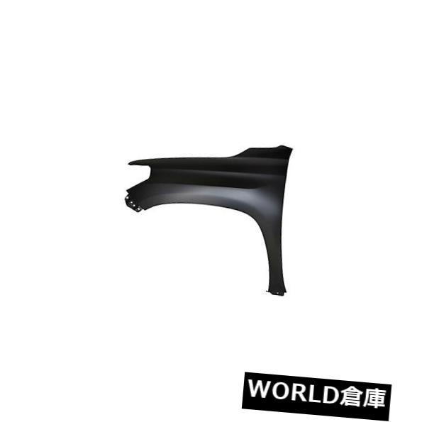 フェンダー 14-17トヨタツンドラ用交換用フェンダー(フロント運転席側)TO1240249C Replacement Fender for 14-17 Toyota Tundra (Front Driver Side) TO1240249C