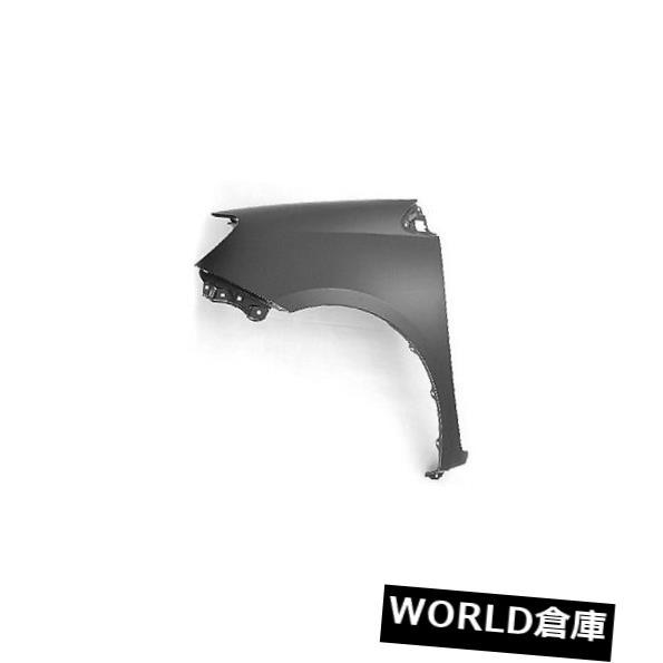 フェンダー 04-10シエナ用交換用フェンダー(フロント運転席側)TO1240202C Replacement Fender for 04-10 Sienna (Front Driver Side) TO1240202C