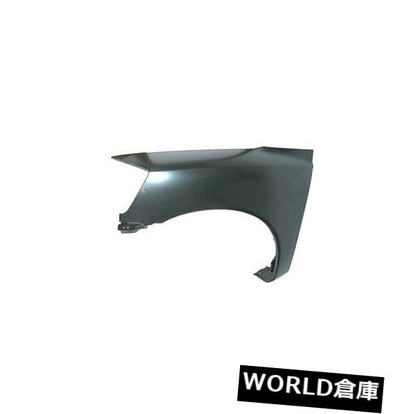 フェンダー 05-13日産タイタン用交換用フェンダー(フロント運転席側)NI1240182V Replacement Fender for 05-13 Nissan Titan (Front Driver Side) NI1240182V