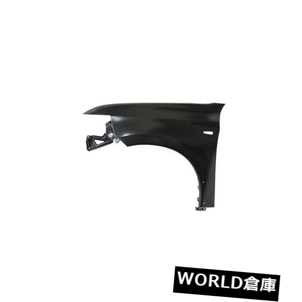 フェンダー 16三菱アウトランダー交換用フェンダー(運転席側)MI1240179 Replacement Fender for 16 Mitsubishi Outlander (Front Driver Side) MI1240179