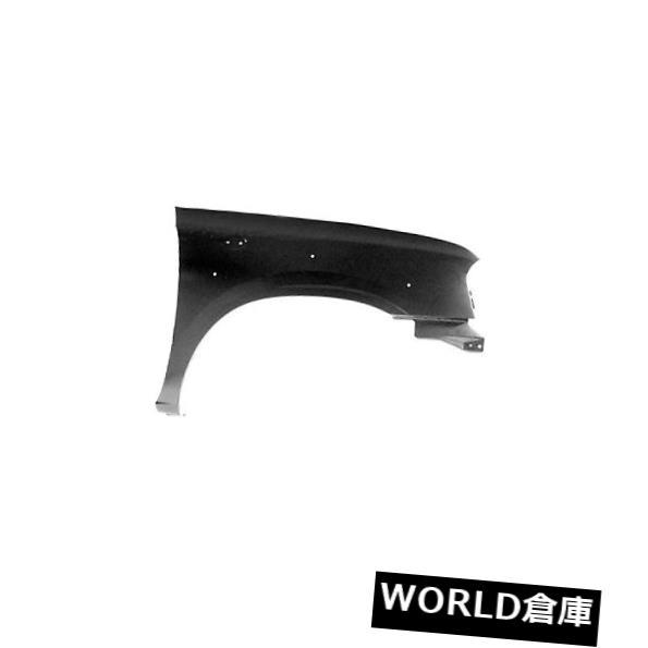 フェンダー 01-04フロンティア交換用フェンダー(助手席側)NI1241170PP Replacement Fender for 01-04 Frontier (Front Passenger Side) NI1241170PP