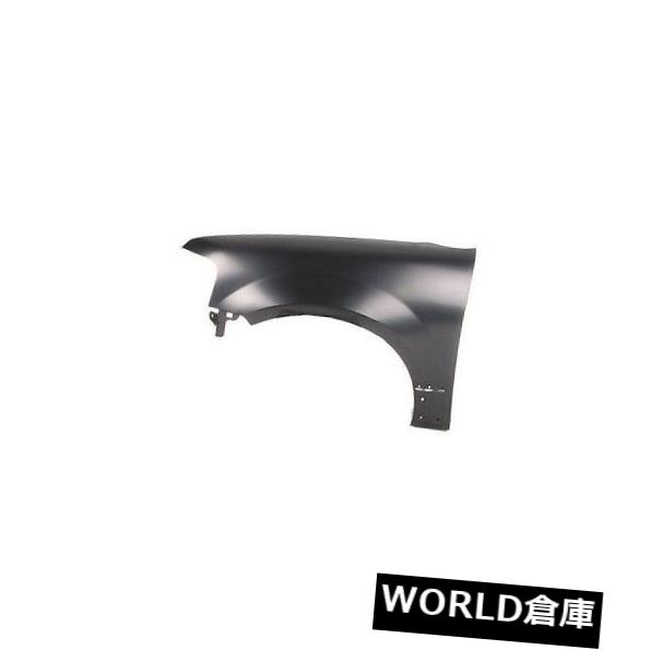 フェンダー 03-06遠征用交換用フェンダー(運転席側)FO1240229PP Replacement Fender for 03-06 Expedition (Front Driver Side) FO1240229PP
