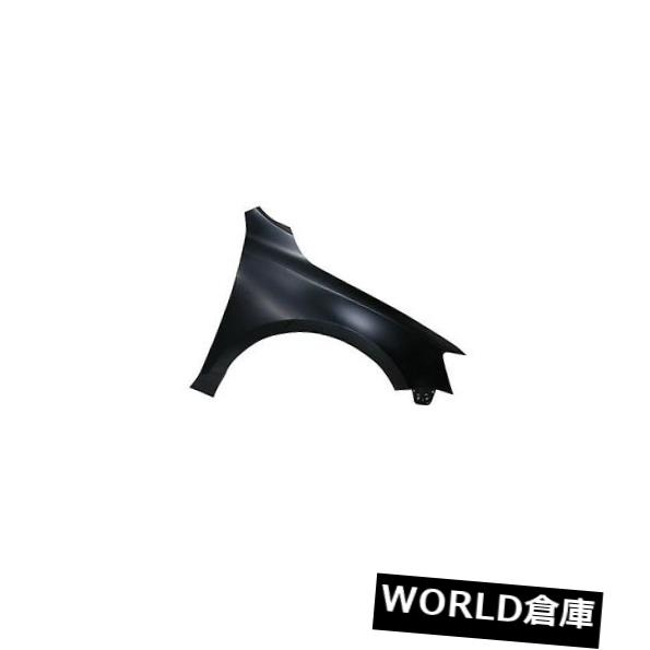 フェンダー 11-17 Jetta用交換用フェンダー(助手席側)VW1241142C Replacement Fender for 11-17 Jetta (Front Passenger Side) VW1241142C