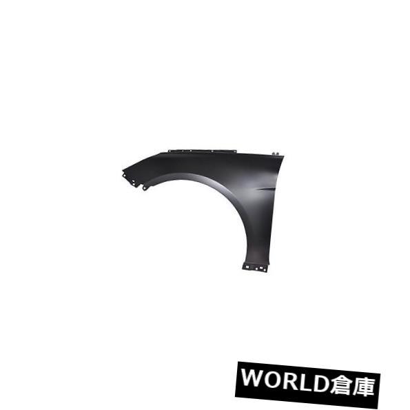 フェンダー 11-15ヒュンダイソナタ(フロント運転席側)用交換用フェンダーHY1240151C Replacement Fender for 11-15 Hyundai Sonata (Front Driver Side) HY1240151C