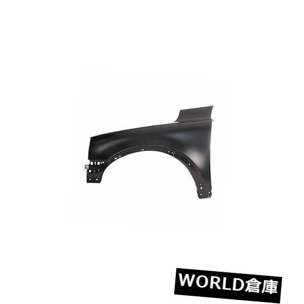 フェンダー 03-13ボルボXC90用交換用フェンダー(フロント運転席側)VO1240116 Replacement Fender for 03-13 Volvo XC90 (Front Driver Side) VO1240116