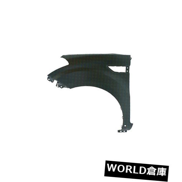 フェンダー 10-12 Kia Soul(フロント運転席側)用交換用フェンダーKI1240130PP Replacement Fender for 10-12 Kia Soul (Front Driver Side) KI1240130PP