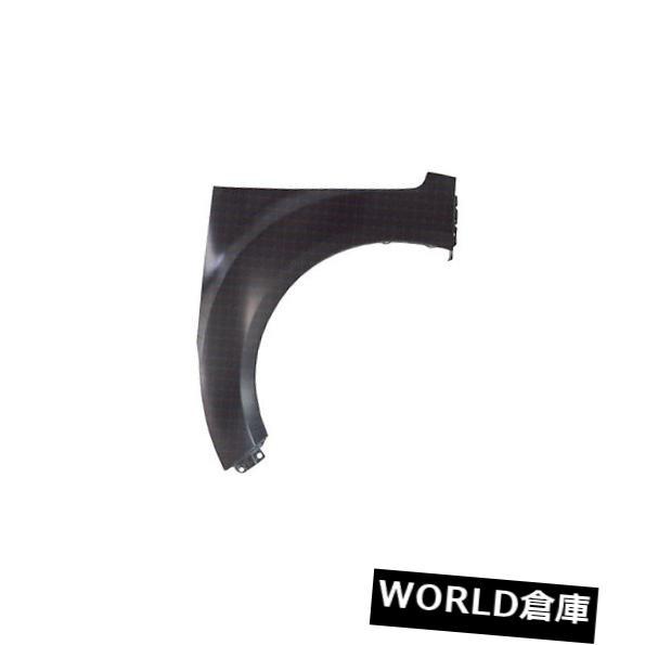 フェンダー 12-15ヒュンダイVeloster用交換用フェンダー(フロント運転席側)HY1240156 Replacement Fender for 12-15 Hyundai Veloster (Front Driver Side) HY1240156